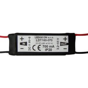 LED snižující drivery